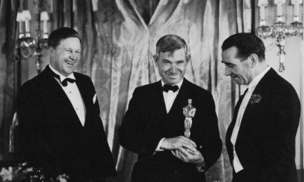 The first hungarian Oscar goes to Vilmos Sándorházi