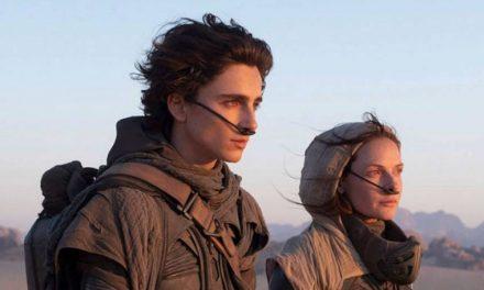 """""""Dune"""" Crew Returns to Budapest"""