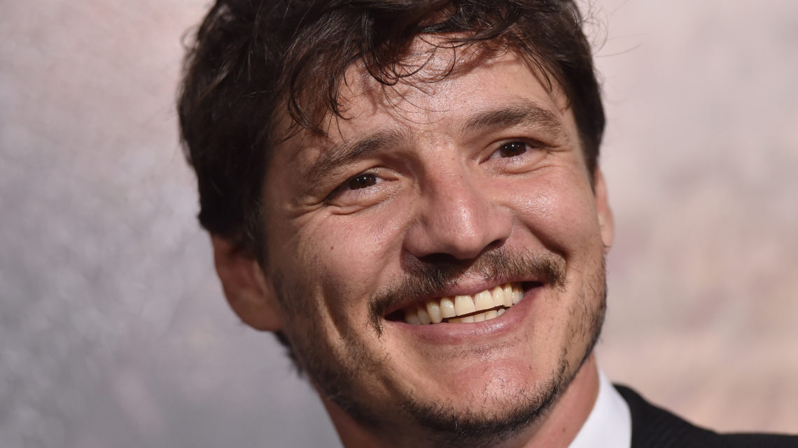 Pedro Pascal sends a heart from Budapest