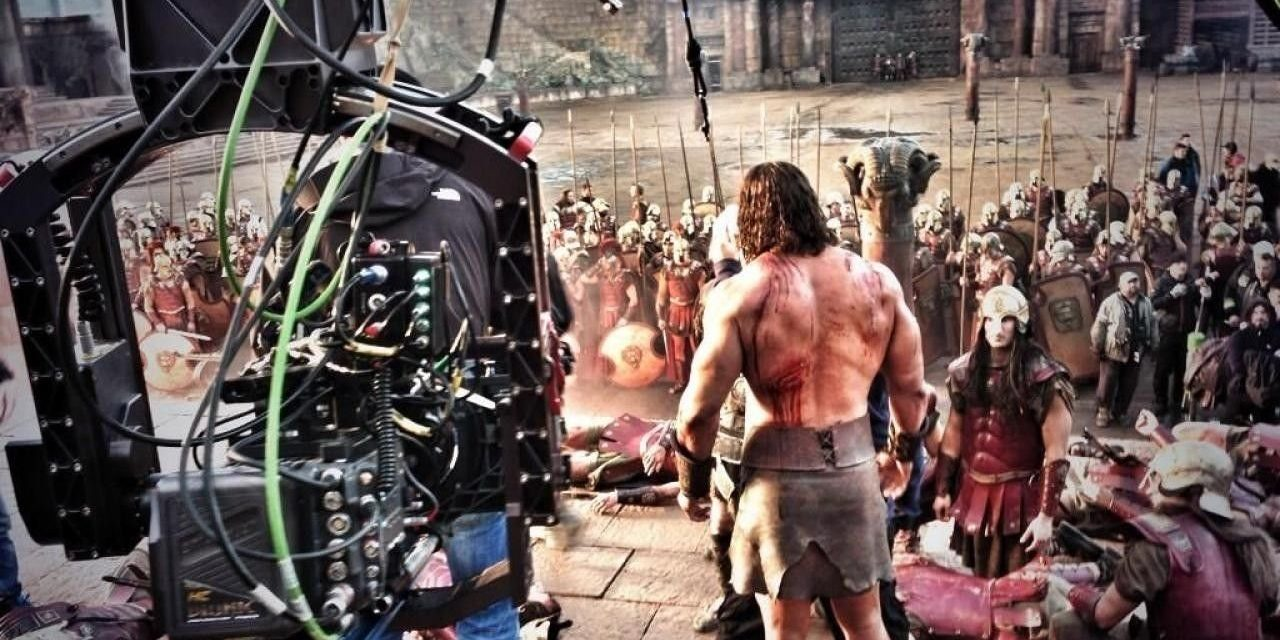 Hercules' Production Company MGM up for sale