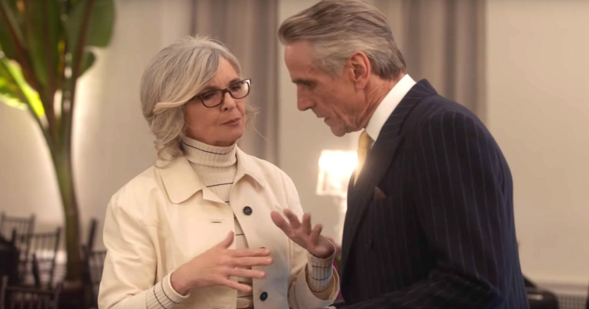 Diane Keaton and Jeremy Irons' new movie will arrive to hungarian cinemas soon