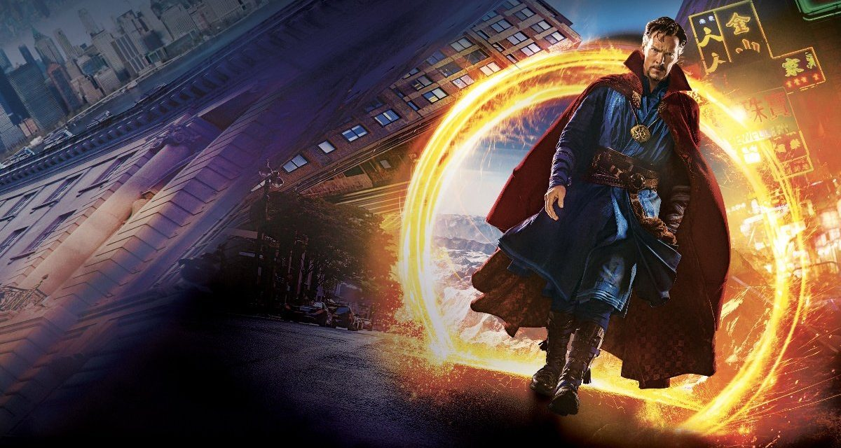 Doctor Strange in the Multiverse of Madness production temporarily stopped due to hospitals being overwhelmed