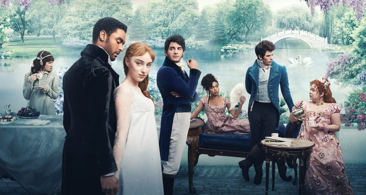 Bridgerton becomes the most watched Netflix show of all time