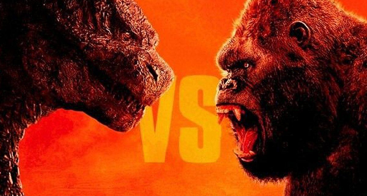Godzilla vs. Kong – Here's the epic monster movie's trailer