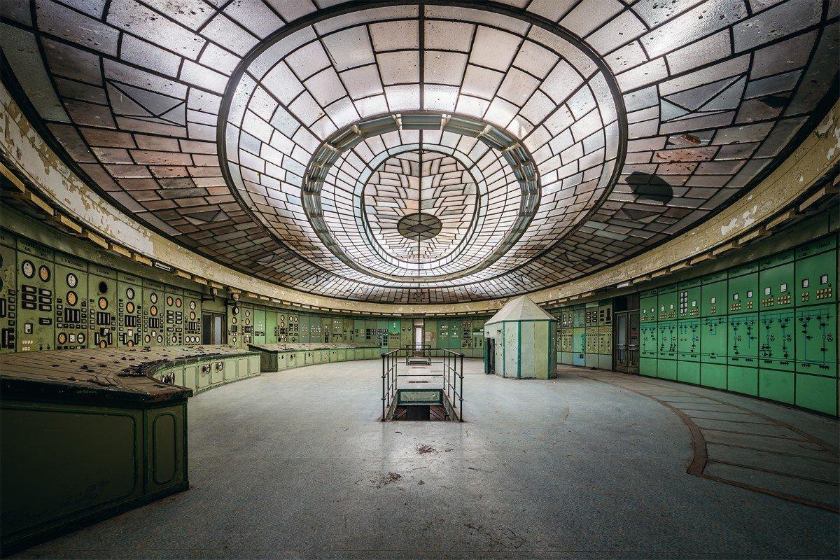 Kelenföld, railway, control room, Budapest