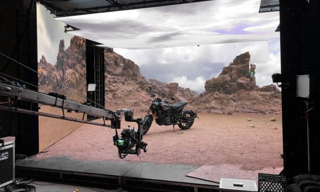 Virtual sets with LED screens – from the Mandalorian to Budapest