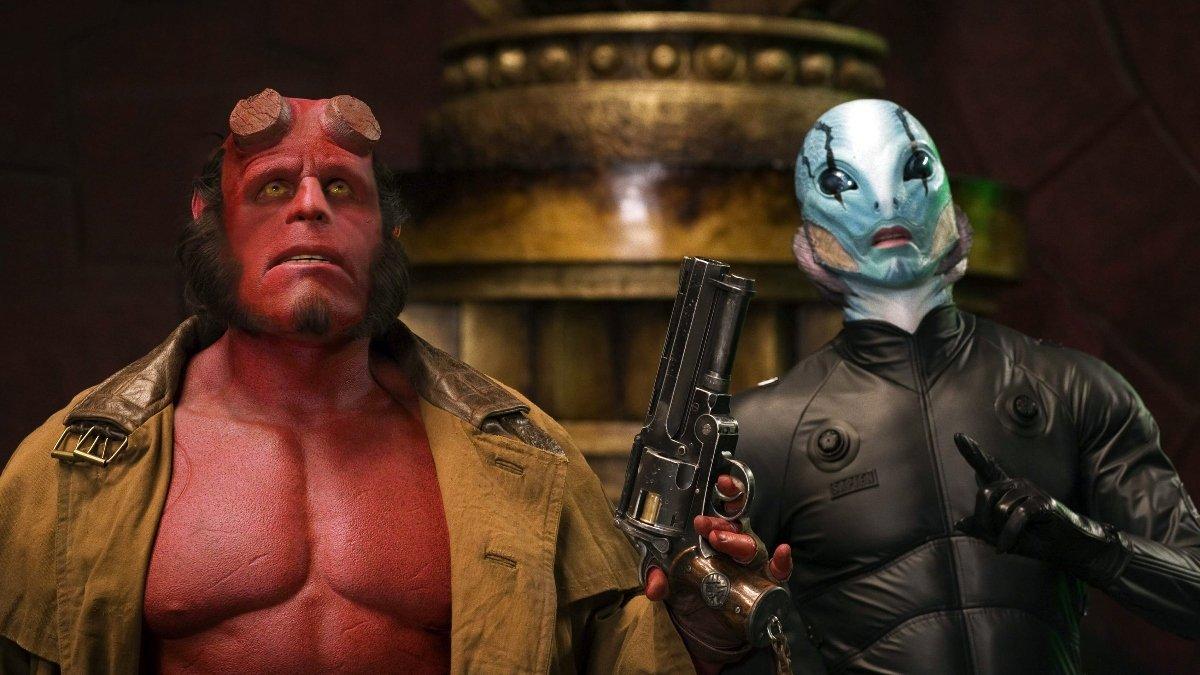 Ron Perlman, Hellboy 2