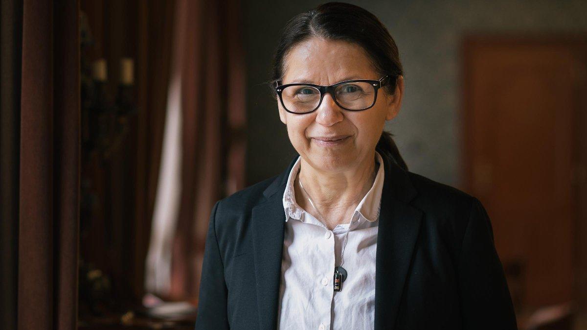 Ildikó Enyedi is a member of Berlin Film Festival