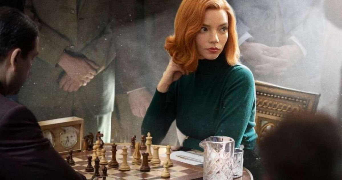 "Is season 2 of ""The Queen's Gambit"" on the line?"