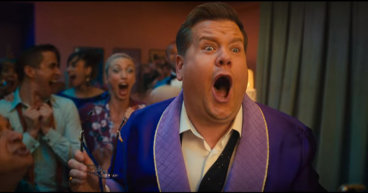 "James Corden's nomination for Netflix's ""The Prom"" shows the real face of Hollywood"