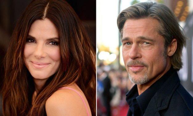 Sandra Bullock joins Brad Pitt's Bullet Train