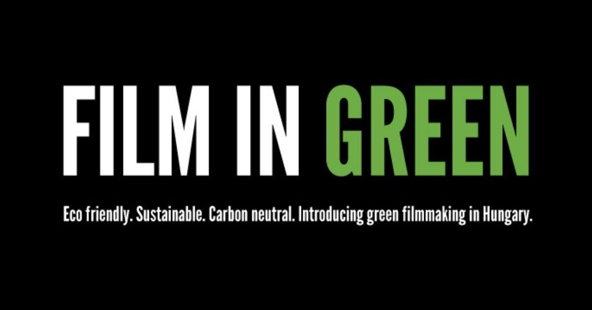 This is the way to make films eco-friendly – interview with Gábor Harmat