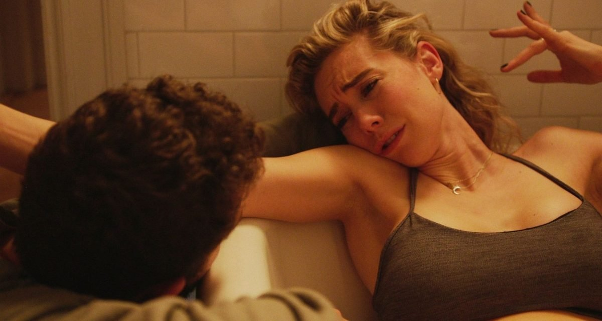 Vanessa Kirby was nominated for Golden Globe