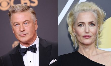 Alec Baldwin leaves Twitter following a joke he made about Gillian Anderson's accents