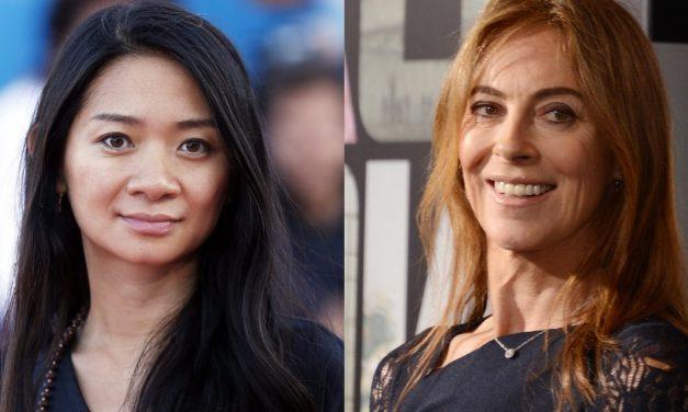 Decisive female directors in the United States