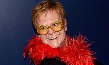 Elton John turns 74 today