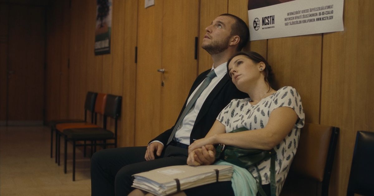 Hungarian short film, the Second Round is now among CIFF's nominees