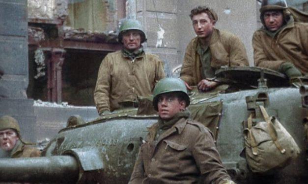 New film adaptation is on the line – Spearhead: An American Tank Gunner goes to the big screen