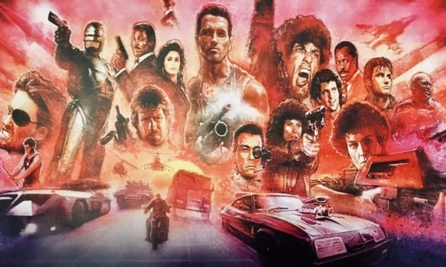 From swashbucklers to superheroes: Action movies in the 80's and now
