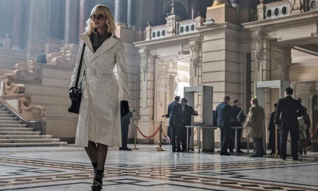 Made in Hungary – Atomic Blonde (2017)