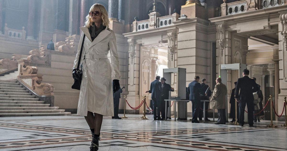Made in Hungary – Atomic Blonde (2017)
