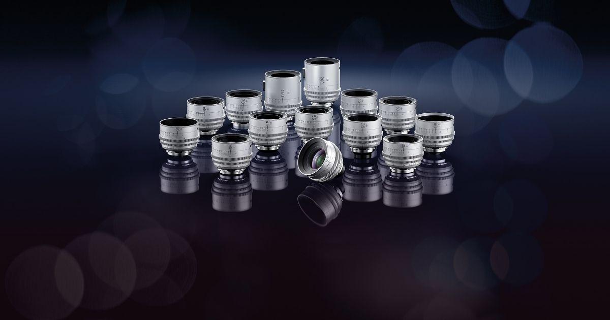 New ARRI lenses arrived – 65mm format Prime DNA and LF lenses