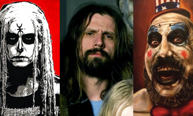 Rob Zombie's next comedy horror is being filmed in Budapest?