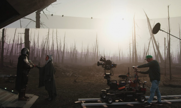 Virtual Sets Bring Worlds to Life in Ways the Green Screen Never Could