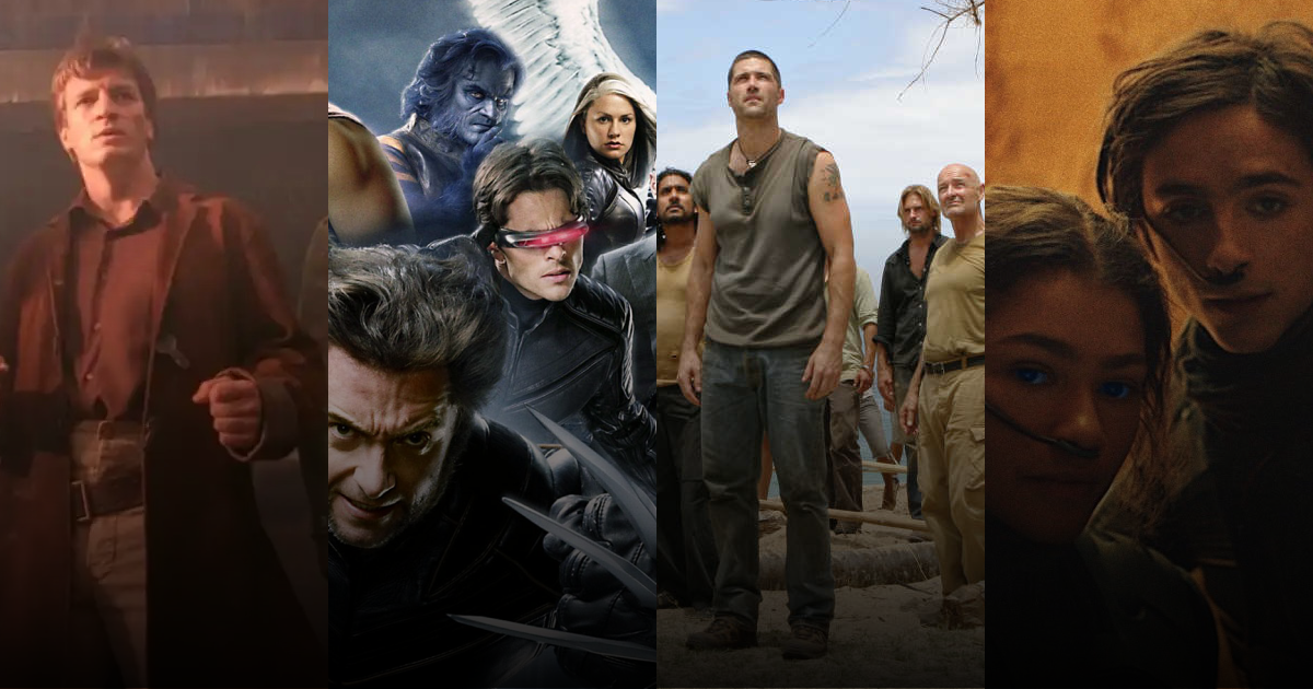 Year of Reboots – Classic Fan Favourites That Will Be On-Screen Again