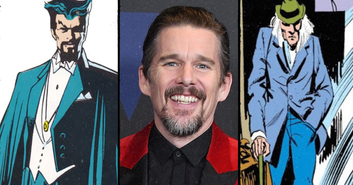 Moon Knight – Production ongoing in Hungary, details of Ethan Hawke's character possibly revealed