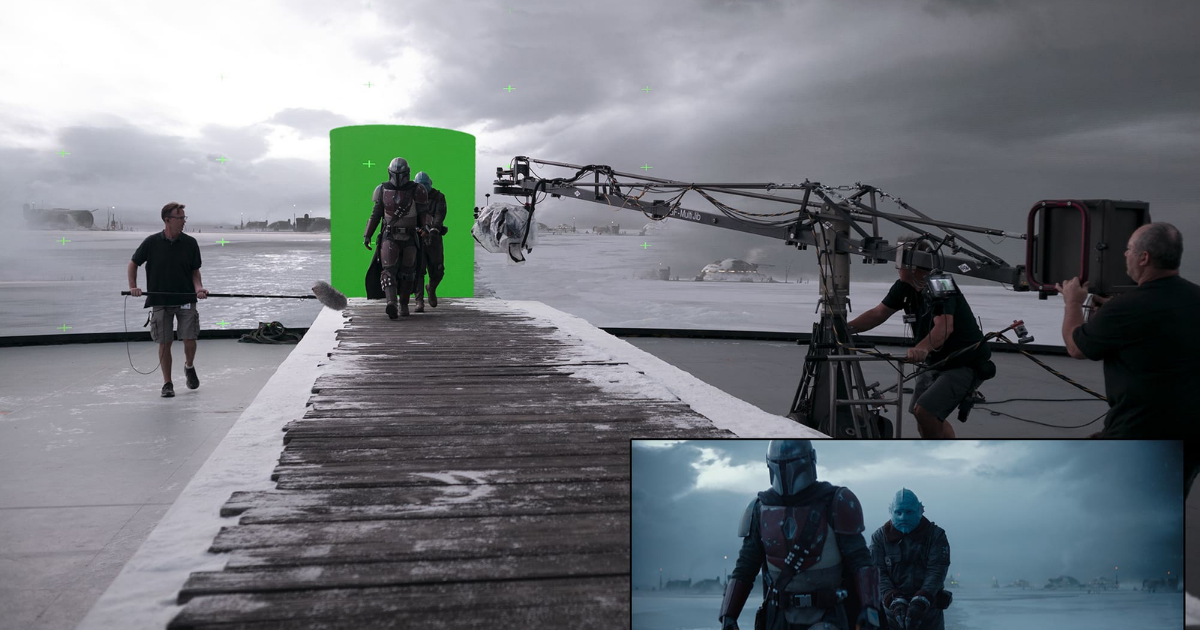 How Is LED-Based Virtual Production Redefining the Filmmaking Process?