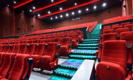 No popcorn, no movies but cinemas are open