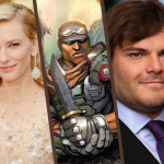 Stars in Budapest for Lionsgate's Borderlands