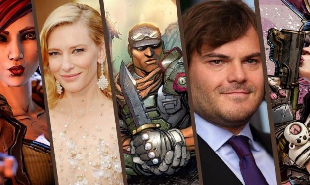 Stars in Budapest for Lionsgate's Borderlands