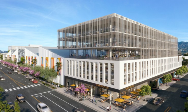 Studio boom in Hollywood – a $450 Million complex is under development