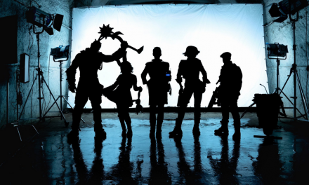 Borderlands filming is nearly finished, the hype is building
