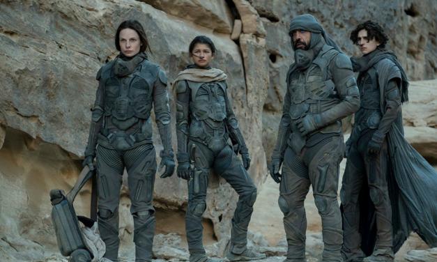 Dune's release has been delayed again