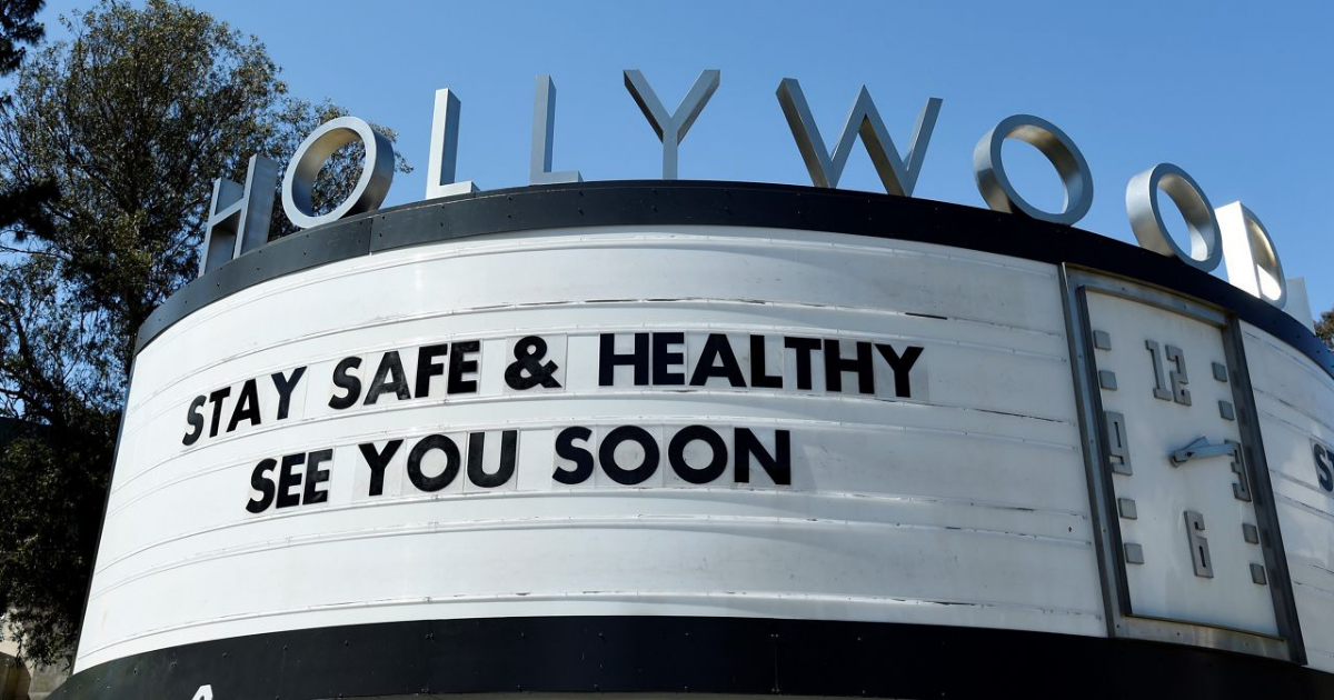 Hollywood is awakening from the pandemic