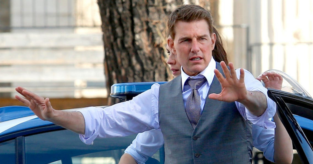 Paramount Pictures pauses filming of Mission: Impossible 7