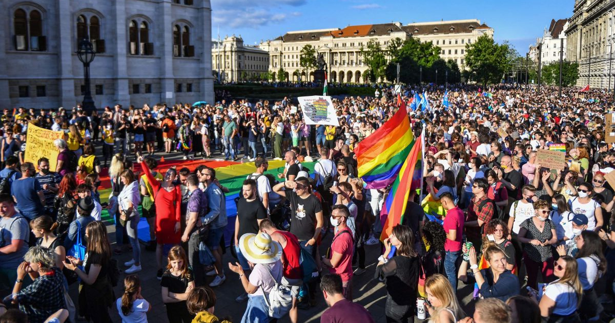 Hungarian filmmakers outraged and united over new anti-LGBTQ law
