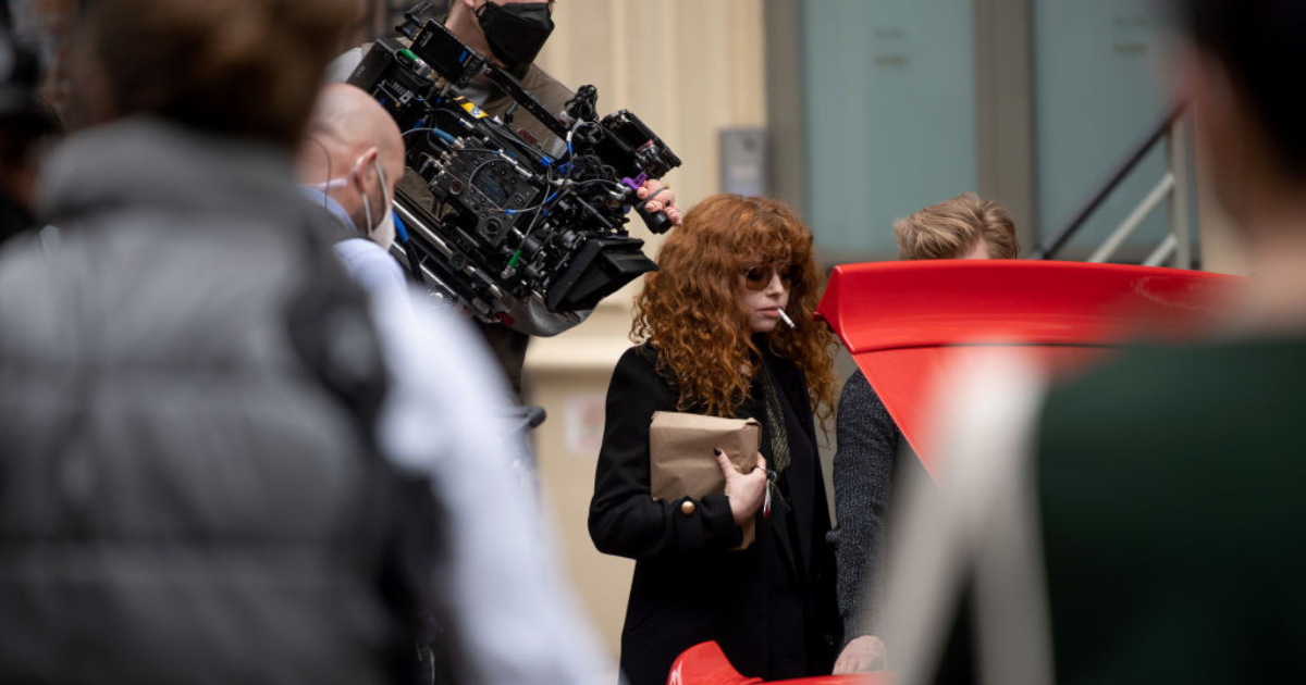 Russian Doll's second season is currently filming in Budapest