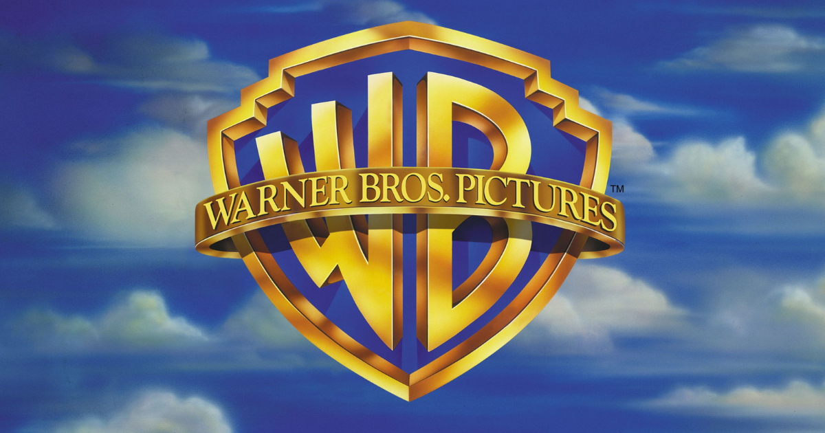 Say goodbye to the old Warner Bros. logo
