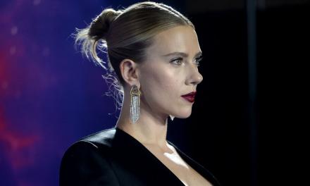 Scarlett Johansson to Receive American Cinematheque Award