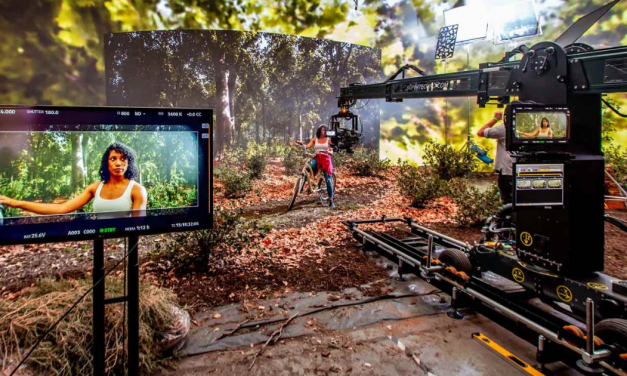 Virtual production is the saviour of filmmaking in the Covid-19 era