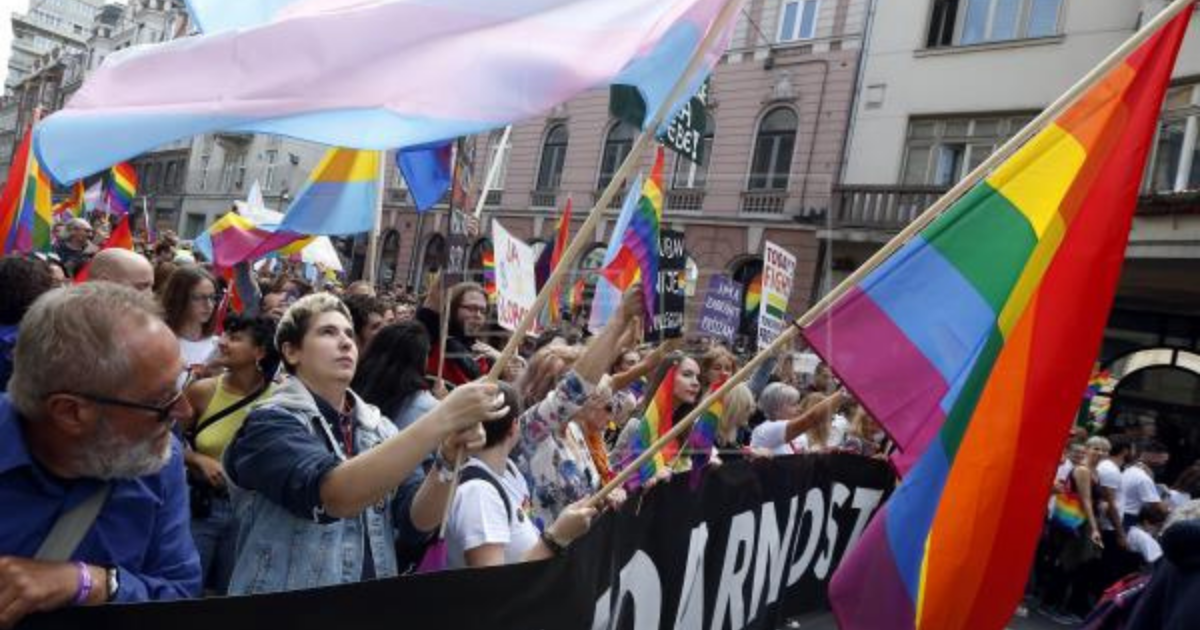 Pride in Tbilisi canceled after organizers' office smashed up