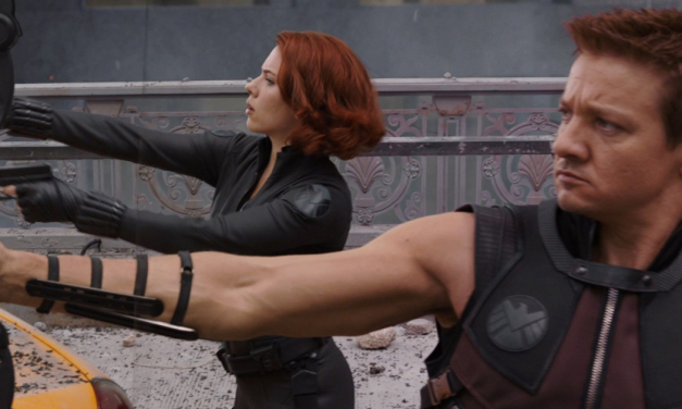 Black Widow includes more of Budapest