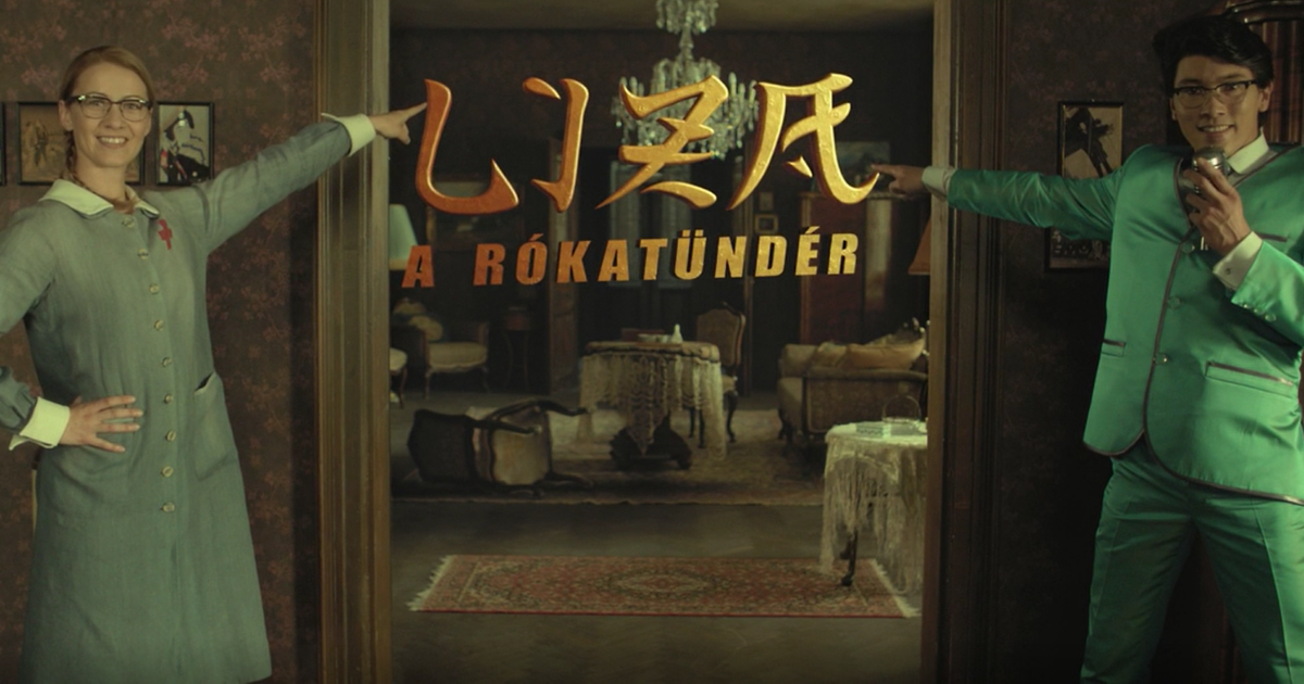 Hungarian dating in Japanese style – Liza, the Fox-Fairy review