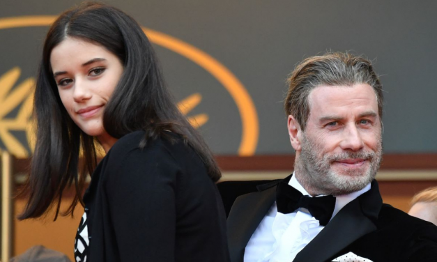 John Travolta's daughter takes you to Wonderland in Budapest