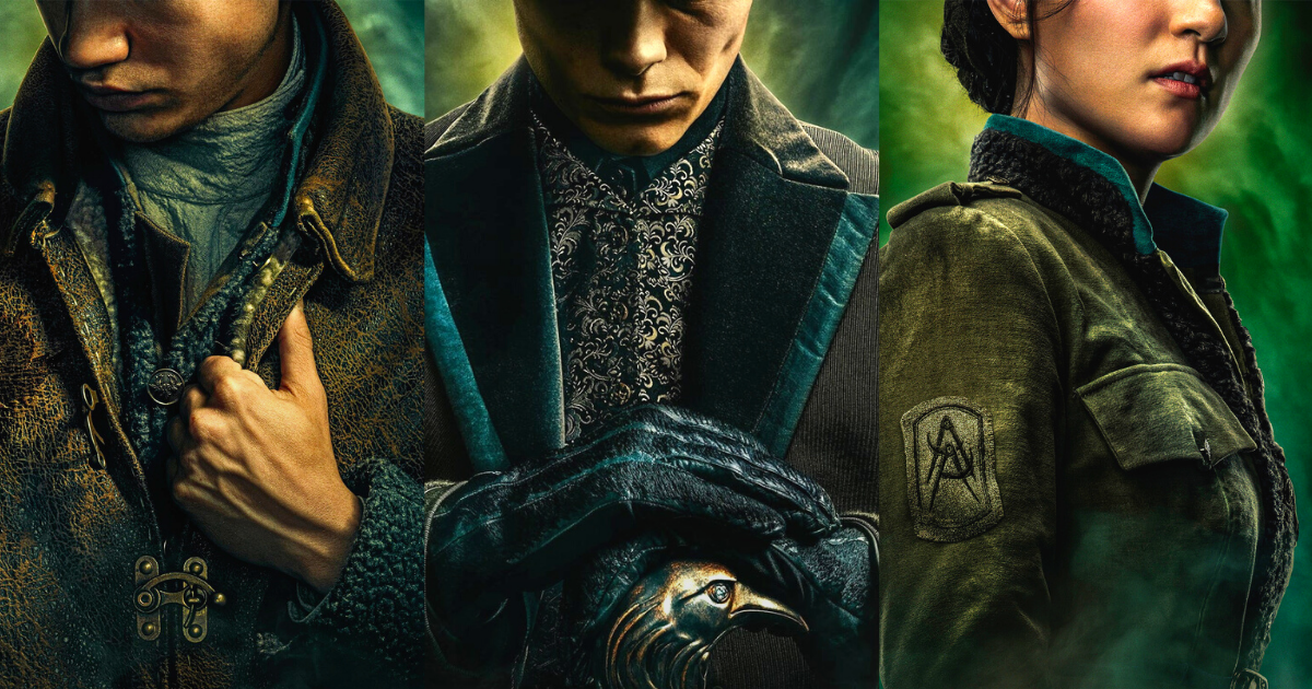 How Wendy Partridge designed the costumes in Shadow and Bone