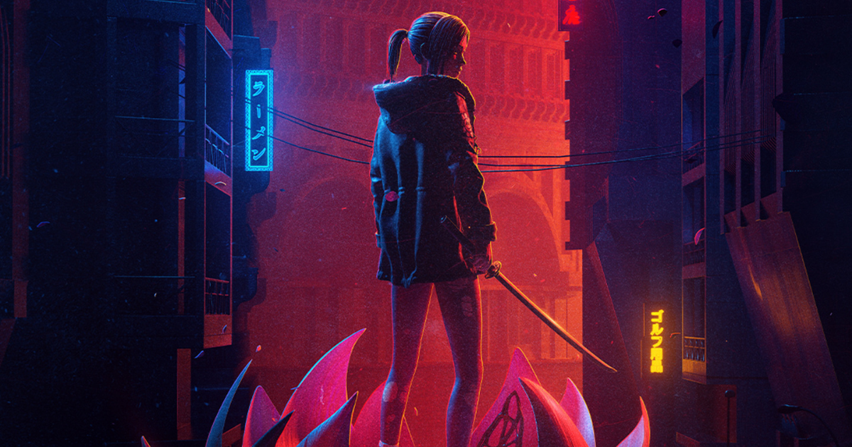 Blade Runner: Black Lotus anime series is coming this autumn